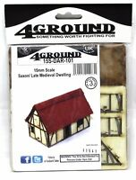 4Ground 15S-DAR-101 15mm Scale Saxon/Late Medieval Dwelling (Dark Ages) Terrain