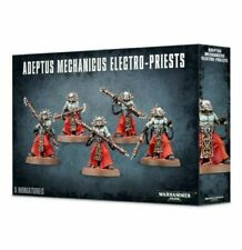Games Workshop Warhammer 40K Adeptus Mechanicus Electro-priests Squadron