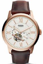 Men's Fossil Townsman Automatic Skeleton Watch ME3105