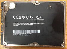Apple (Hitachi) Para Laptop Macbook 160G 2.5 SATA disco duro HTS543232L9SA0 655-1441