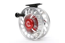 Nautilus CCF-X2 Fly Reel, Color Silver, Size 10/12, NEW
