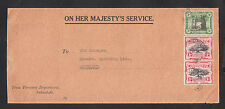 Tonga: Official Cover from Treasury Department to Auckland. TG068