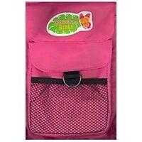 Zondervan Adventure Bible Book Cover, Nylon Fabric Pink Medium Kids Girls Design