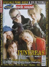 PUNK 3 2000 Punkreas Joe Strummer Bad Religion Marky Ramone Jello Biafra Misfits