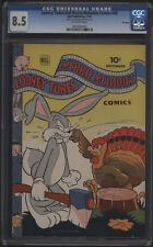 Looney Tunes and Merrie Melodies #38, 1944 - Cgc 8.5