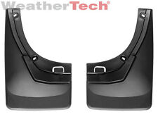WeatherTech No-Drill MudFlaps for Chevy Tahoe Z71 - 2007-2014 - Rear Pair