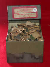 """VTG PICTURE PUZZLE EXCHANGE WOOD JIG SAW PUZZLE """"IN THE BLACK FOREST"""" 300pcs"""