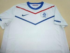 NETHERLANDS HOLLAND WORLD CUP 2010 NIKE FOOTBALL SOCCER SHIRT JERSEY TOP LARGE
