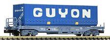 Fleischmann N 845349 VOITURE DE KANGOUROU WAGON-POCHE SNCF Guyon EPOQUE 5