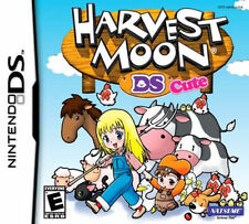 Harvest Moon DS Cute Nintendo Complete NDS video Game Girls Version