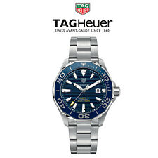 NEW & BOXED GENUINE TAG HEUER AQUARACER CALIBRE 5 AUTOMATIC WATCH WAY201B.BA0927