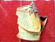 Vintage Royal Bayreuth Fish Head Creamer