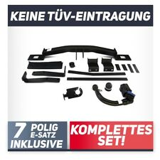 Für Mercedes E-Kl S 211 Kombi 03-09 Anhängerkupplung abnehmbar+13pol Set univ