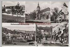 (79259) Foto AK Hohenstein Ernstthal, Berggasthaus, Hüttengrund 1987