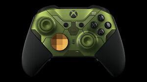 ✅Xbox Elite Wireless Controller Series 2 Halo Infinite Limited Edition Presale