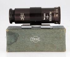 Sucher TEWE Polyfocus -8- für Schmalfilmkamera, 9bis 50mm Brennweite