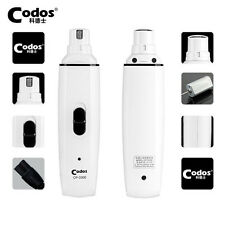 Codos Cordless DOG CAT PET Clipper Local Trimmer Kit Nail Grooming Care Grinder