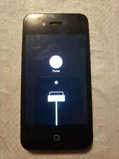 Apple iPhone 4s - 8GB - Black (Verizon) A1387 (CDMA + GSM)
