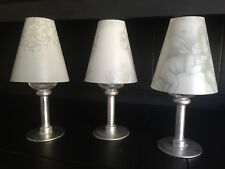 Lampions Coniques X3 Mathilde M Angelots Décoration Lumineuse Shabby Chic FRANCE