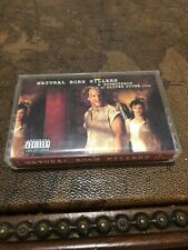 Natural Born Killers Soundtrack Audio Cassette