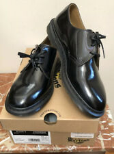 DOC MARTENS Archie 2-Black Polished Leather Unisex! SOLD OUT! BRAND NEW! AIRWAIR