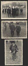 6523a❚ 3 original Fotos, Bevölkerung von Plana , bei Paraćin , Serbien