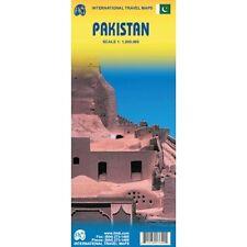 Pakistan 1:1,200,000 Travel Map  [Map] [Nov 26, 2010] ITM Canada