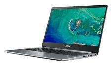 "Acer Swift 1, 14"" HD Notebook Intel Pentium, Silver N500, 4GB,64GB SSD,Window 10"