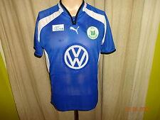 """VfL Wolfsburg Original Puma Ausweich Trikot 2000/01 """"VW"""" Gr.S- M"""
