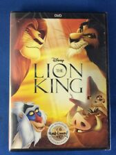 The Lion King (DVD, 2017) -1826-201-017