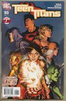 Teen Titans #93-2011 nm 9.4 Nicola Scott / 1st app Tataka
