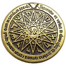 POWERFUL TALISMAN magical pentacle of Solomon, DEVELOPMENT CAPACITY ', WISDOM, O