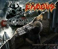Exodus Tempo Of The Damned  and Shovel Headed Kill Machine double CD new sealed