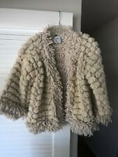 Runway Chanel PreFall 09A Lt Beige/Gold Fringe Jacket ONLYSize:40 / 1 Day SALE!