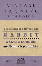 The Havana And Havana-Rex Rabbit: By Walter Cornish