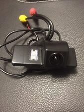 Telecamera di retromarcia auto sistema linee distanza luce targa per Nissan...