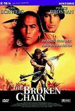 The Broken Chain de lamont Johnson | DVD | estado bien