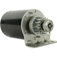 New Starter Motor Briggs Stratton Cub Cadet 16.5 17 17.5HP Engine 14 Tooth Drive