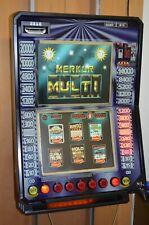 ADP Merkur Multi Geldspielgerät Geldspieler Spielautomat f. Privat