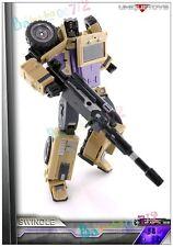 Transformers Unique toys Bruticus M-02 Gahz'ranka G1 Swindle Action figure New