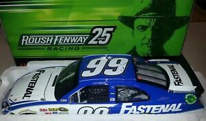 CARL EDWARDS 2012 FASTENAL FORD FUSION 1/24 ACTION DIECAST CAR 1/3,036