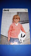 Lister LEE Suéter Tejer patrón de niños 6211