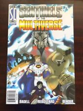 Sentinels of the Multiverse Enhanced Edition Card Game Second Printing Complete
