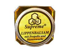 Api Supreme Lippenpflege Lippenbalsam mit Propolis und Bienenwachs 12ml
