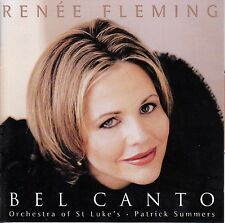 RENEE FLEMING Bel Canto CD