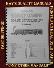 Kenwood TS-440S Service Manual 😊C-MY OTHER MANUALS😊