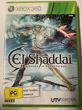 El Shaddai: Ascension of the Metatron (Microsoft Xbox 360, 2011) | Video Game