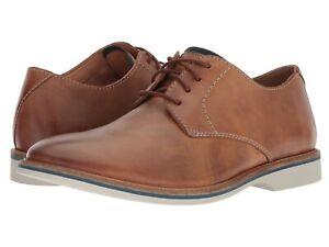 Men's Shoes Clarks ATTICUS LACE Leather Derby Lace Up Oxfords 31824 TAN