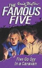 Cinq aller dans une caravane par enid blyton (livre de poche) neuf livre
