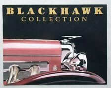 Blackhawk Collection Auto Museum – Brochure